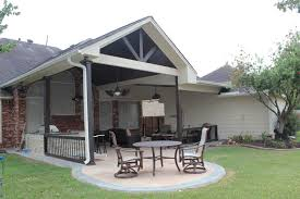 Patio Covers Houston Tx by Infinite Construction Custom Patio Covers Decks And Pergolas