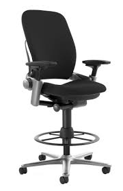 Steelcase Move Chair Leap Work Stool