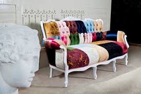 Patchwork Upholstered Furniture - patchwork furniture upholstery fabrics