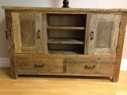 Barn Wood Entertainment Center Barnwood Furniture Home U0026 Interior Design