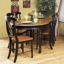 Honey Espresso  Piece Set Kitchen Furniture Dining Room - Espresso dining room set