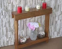 Skinny End Table Narrow End Table Etsy