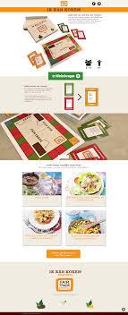 ik cuisine promotion fair trade board on behance