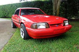 1992 ford mustang 1992 ford mustang lx 5 0 convertible 194974
