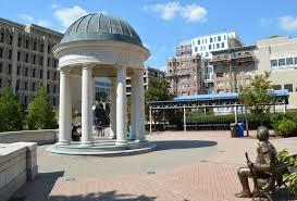 George Washington University Map by Outdoor Space Events U0026 Venues The George Washington University