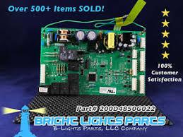 ge refrigerator control board ebay