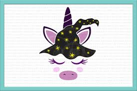 Halloween Unicorn Unicorn Svg Halloween Unicorn Svg Unicorn Face Svg Unicorn