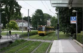 Bad Cannstatt Bahnhof Hochbahnsteige