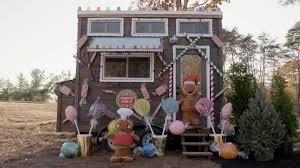 gingerbread tiny house diys video hgtv