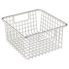 Kitchen Cabinets Baskets Stainless Steel Baskets Amazon Com