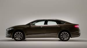 ford unveils the vignale mondeo aims for premium heights