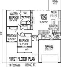 Ranch Floor Plans With Basement by House Plans With Basement Walkout Basement House Plans And Floor