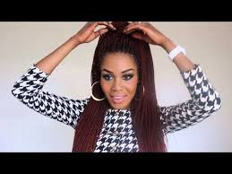 modern hairsyyles in senegal 3 ways to style senegalese twists youtube i love everything