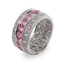 silver pink rings images Pink rings jpg