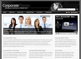 2 high quality corporate templates corporate