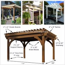 8 X 10 Pergola by Outdoor Wood Pergola Fiberglass Pergola High Quality Pergola Buy