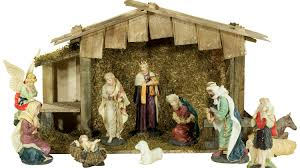 Lighted Outdoor Christmas Nativity Scene by Home Accessories Lighted Stable Nativity Sets For Christmas