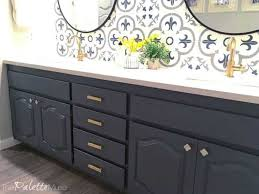 cost to paint kitchen and bathroom cabinets what you need to before painting cabinets the palette