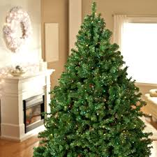 pre lit trees clearance s slim artificial 12 ft tree