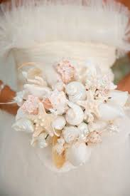 wedding bouquets with seashells seashell bridal bouquet see more beautiful diy bridal bouquet