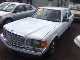 mercedes 420sel mercedes 420 class for sale carsforsale com