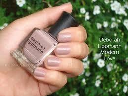 deborah lippmann modern love the beauty look book