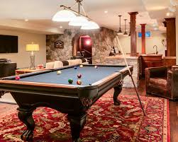 how big of a room for a pool table how to plan a pool table room game on