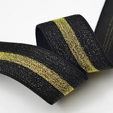 elastic ribbon by the yard metallic elastic stretch ribbon trim 1 1 2 joyce trimming