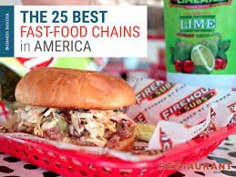 The 25 Best Breakfast Bar Best Fast Food Chains In America Business Insider