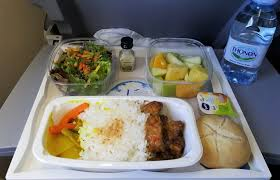 Klm Economy Comfort Around The World In Airline Meals Frugal First Class Travel