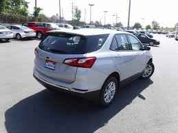 2018 new chevrolet equinox fwd 4dr ls at landers serving little