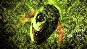halloween scary background green green screen creepy clown youtube