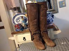 s ugg australia emilie boots ugg emilie 1005665 boots chestnut brown leather wedge
