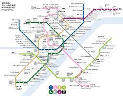 Hong Kong Mtr Map Wuhan Metro Wikipedia