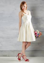 wedding dress cast fabulous fanfare earrings ivory dresses wedding and modcloth