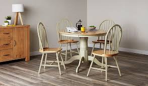 Yvette Round Table Sage Green Dining Tables  Chairs George - Green kitchen table