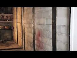 bowing basement wall solutions in ky and tn frontier basement