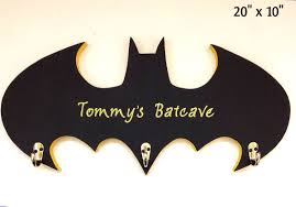 decorating funny and cute batman room decor for kids and nursery