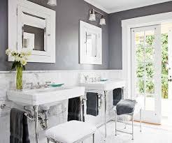 Gray Bathroom - modern furniture bathroom decorating design ideas 2012 with