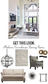 modern farmhouse living room ideas remodelaholic modern farmhouse living room for just 1200