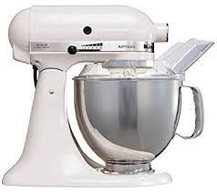 kitchenaid le livre de cuisine kitchenaid 5ksm150psewh ménager blanc amazon fr cuisine maison