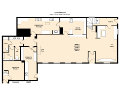 floor plan ground floor the mardale bampton
