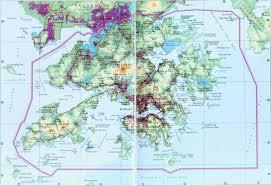 Map Of Hong Kong China by Hong Kong Map Map Of Hong Kong China China Travel Map