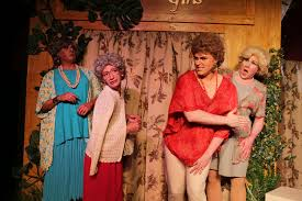hell in a handbag productions presents the golden girls