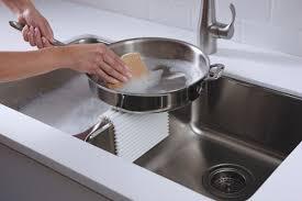 Kitchen Sink Basin by Faucet Com K 8619 Chr In Charcoal By Kohler