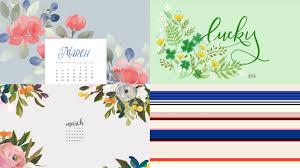 free march 2018 calendar for desktop and iphone march 2018 desktop wallpaper modafinilsale