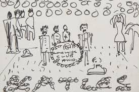 john lennon u0027s original sketch of the u0027sgt pepper u0027 cover is up for