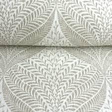 Natural Linen Curtain Fabric Printed Linen Curtain Fabric