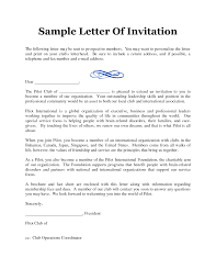 Sample Of An Invitation Card Sample Invitation Letter For Graduation Ceremony Kawaiitheo Com