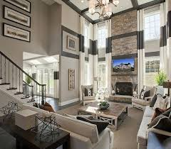 Outstanding Family Room Curtain Ideas  With Additional Kitchen - Family room curtains ideas